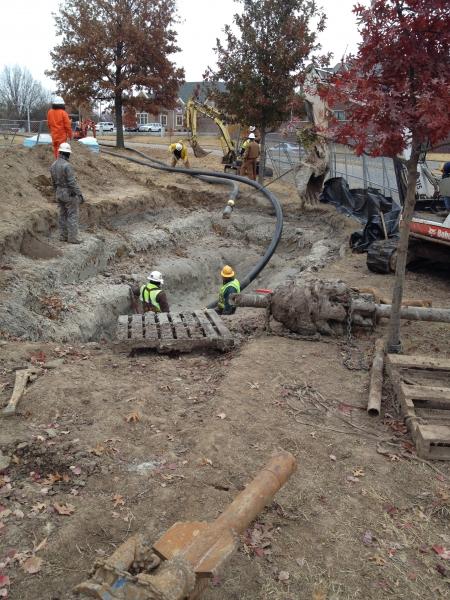 Underground Utility Construction West Virginia